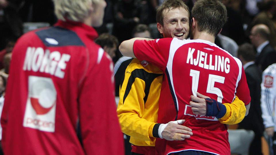 Norge tyskland handball