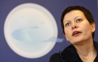 PAKKE: Ap-nestleder Helga Pedersen presenterer i morgen partiets tiltakspakke for voldsofre. Foto: Scanpix