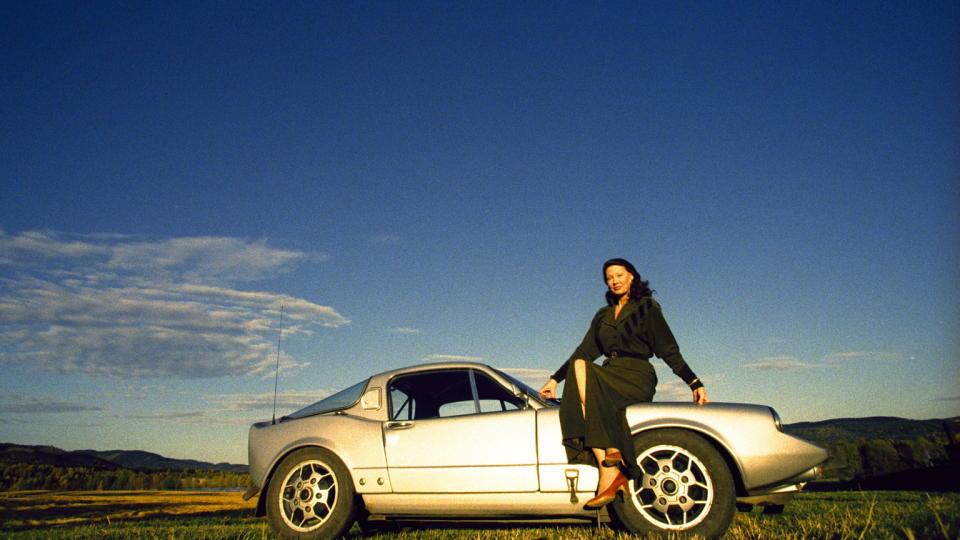 Saab Sonett V4: Dette er sportsbilen for deg som har god tid! - TV2
