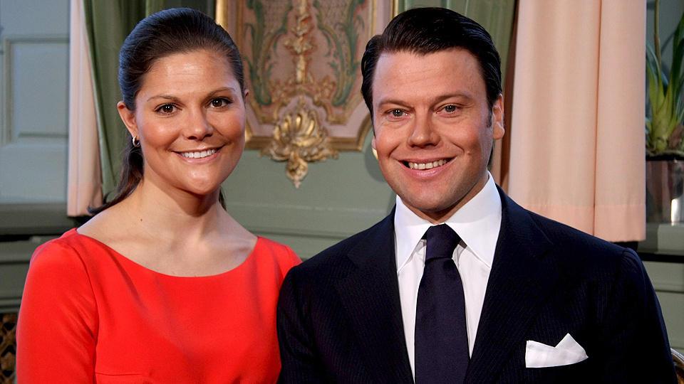 Kronprinsesse Victoria vil bli ledet til alters av sin far kong Carl Gustaf! thumbnail