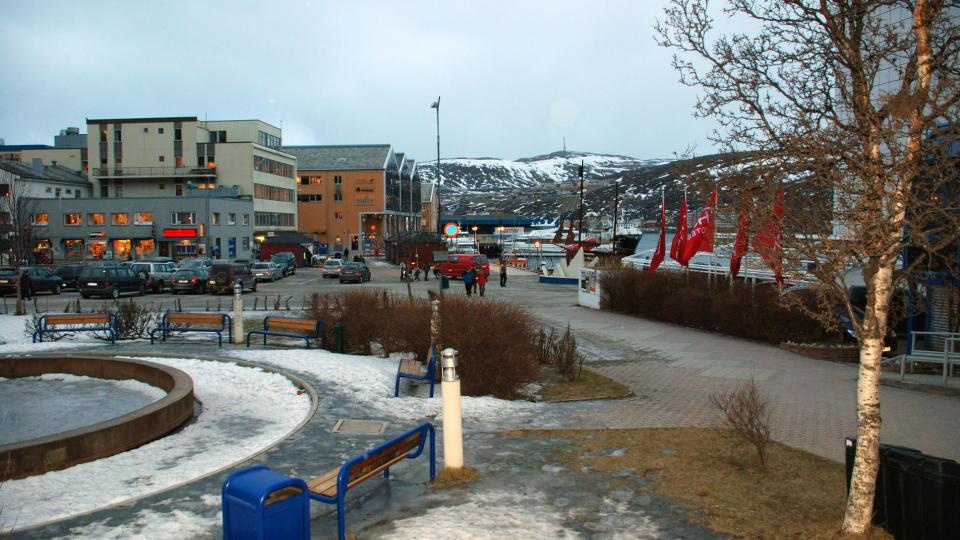 sex i norge Hammerfest