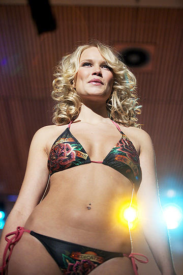 Sara Skjoldnes (WORLD NORWAY 2009) updated: beauty with a purpose video! 360x