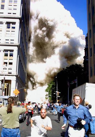 TROR KANSKJE MOSSAD STO BAK: Norsk-pakistaneren Ghufoor Butt tror kanskje den israelske etteretningstjenesten, Mossad, sto bak terrorangrepet 11. september 2001. Foto: SCANPIX