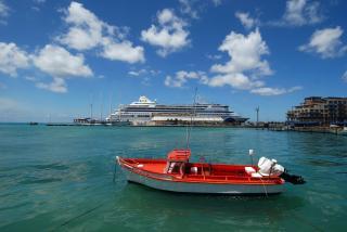 CRUISE: For 2 millioner dagen kunne Vollvik v�rt mye p� cruise i Karibien