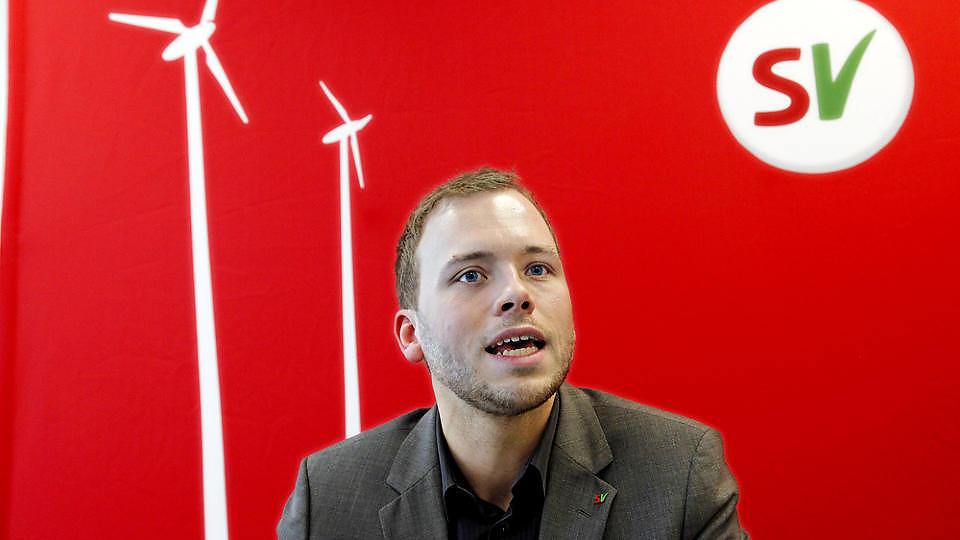MED RADIKALT UTSPILL: SV-nestleder Audun Lysbakken vil gjennomf�re dyptgripende reformer i det norske demokratiet. Foto: JACQUES HVISTENDAHL/DAGBLADET