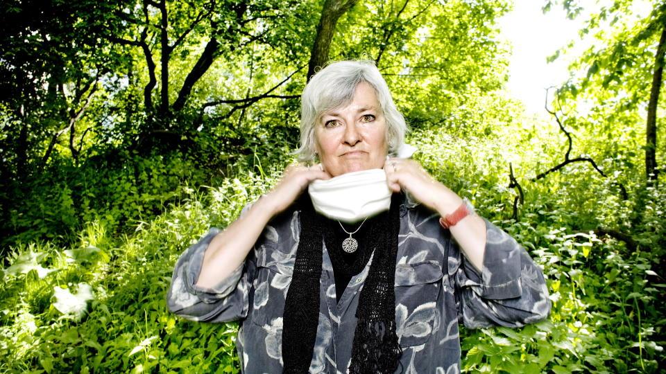 Nina Karin Monsen folket støtter deg varmt, stå på! thumbnail
