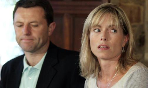M�TTE OPRAH: Foreldrene Kate og Gerry McCann er overbevist om at datteren er i live. I forrige uke ble de intervjuet av Oprah Winfrey. Foto:     REUTERS/Andrew Fox/Scanpix