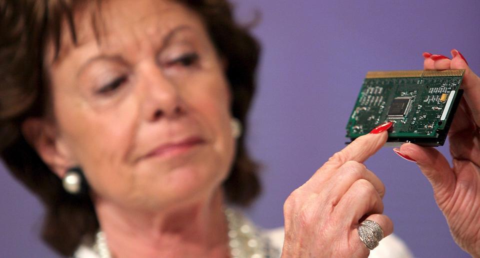 Prosessorprodusenten Intel VS AMD. thumbnail