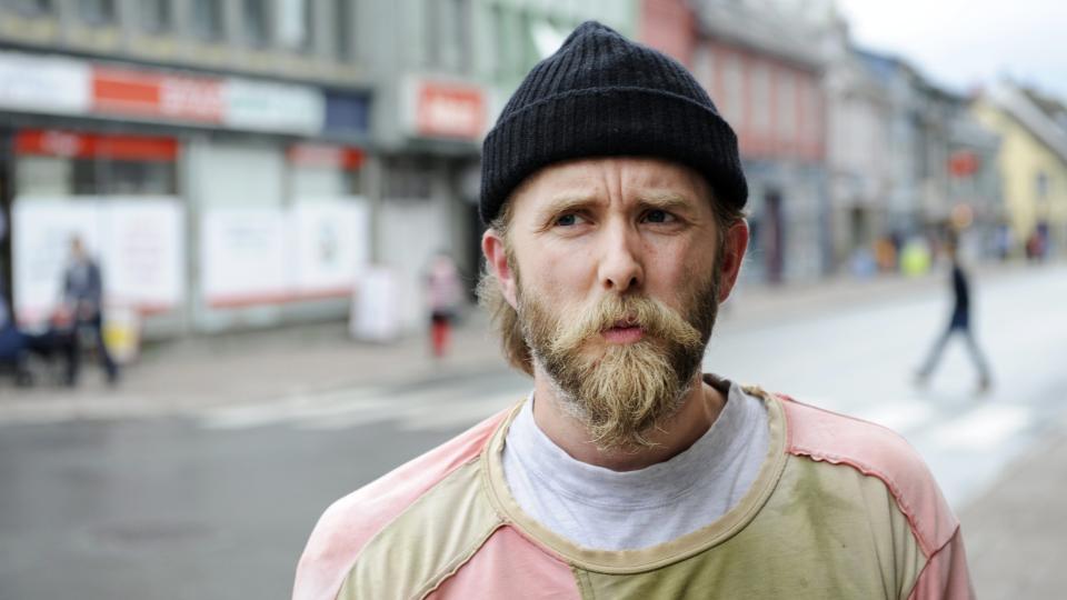 FRI MANN: Varg Vikernes har flyttet hjem til familien i Telemark, etter nesten 16 �r i fengsel. Foto: Ingun M�hlum/Dagbladet
