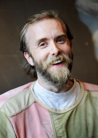BLIR FILM: Til h�sten starter innspillingen av filmen og Vikernes og det norske black metal-milj�et. Foto: Ingun M�hlum/Dagbladet