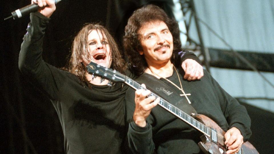 Ozzy Osbourne med Black Sabbath er noe av det største vi har hatt. thumbnail