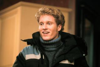 HUSKER DU? Slik s� Erik A. Schjerven ut da han spilte i �Hotel C�sar� p� 90-tallet. Foto: TV2