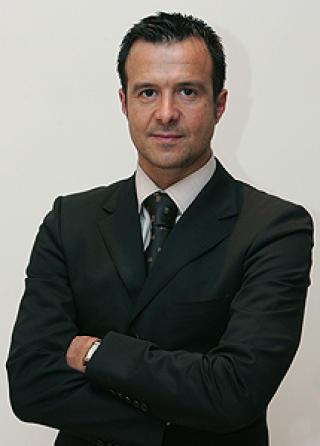 MEKTIG SELSKAP: Portugisiske Jorge Mendes leder agentselskapet Gestifute. Foto: GESTIFUTE