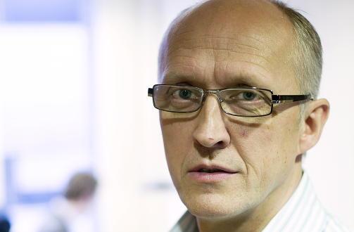 GLAD FOR ST�TTEN: Advokat Espen T�ndel h�per st�tten fra departementet f�r betydning.