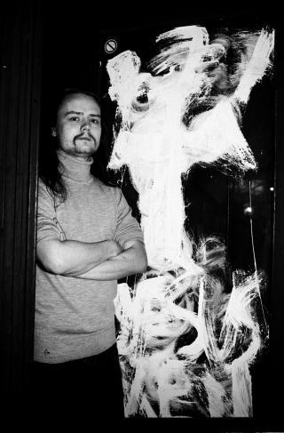 DREPT: �ystein �Euronymous� Aarseth ble drept av Vikernes 10. august 1993. Foto: JAN-PETTER DAHL/DAGBLADET
