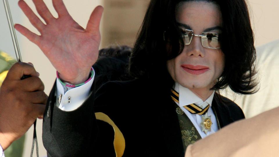 Alle som ville eller kunne se så at MJ ikke kunne være faren til sine barn, thumbnail