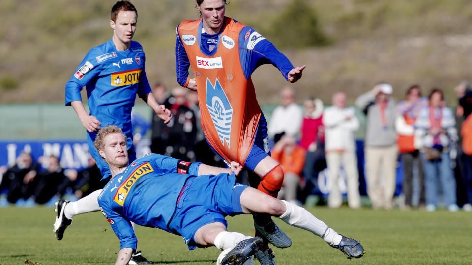 sport fotball norsk tema tittel eliteturneringer innlegg
