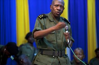 SER FRAM TIL DOM: Aktor, obert Jacob Samwaka. Foto: ESPEN R�ST/DAGBLADET