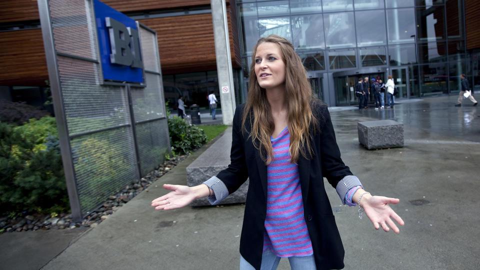 Her burde en se det urimelig i sitt krav til Carina Kolsrud Raaen. thumbnail