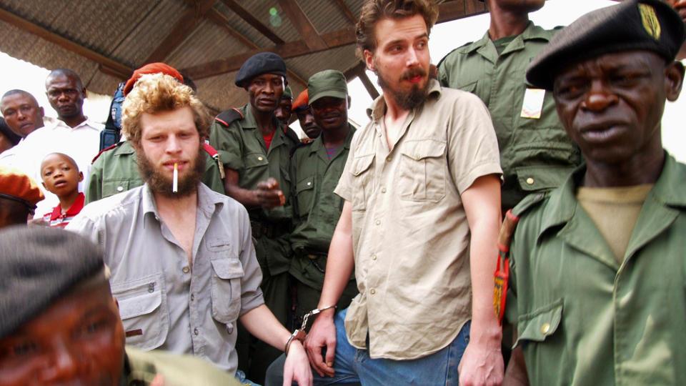 """Résultat de recherche d'images pour """"kinshasa congo Norvégien prison"""""""