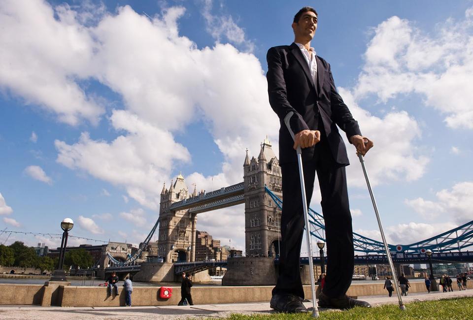 Самые большие люди мира фото 1