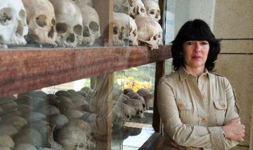 Denne Christiane Amanpour bør kjenne sin besøkelsestid og….. thumbnail