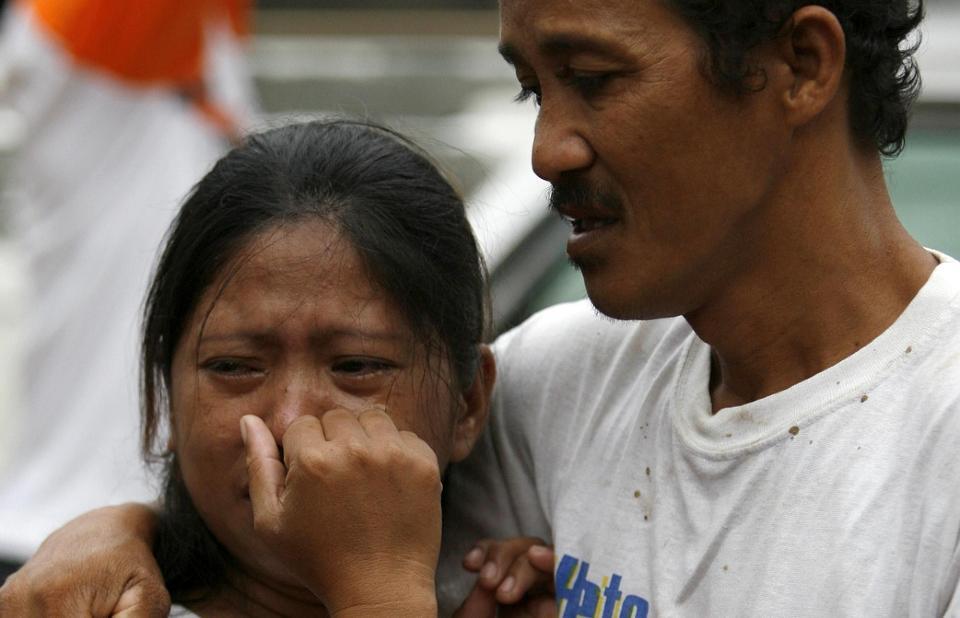 ny skandale på Filippinene