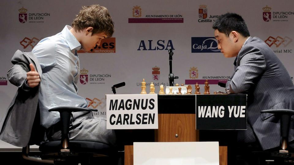 Nå har vår stolthet på sjakk fronten vunnet to av to seire i turneringen. thumbnail