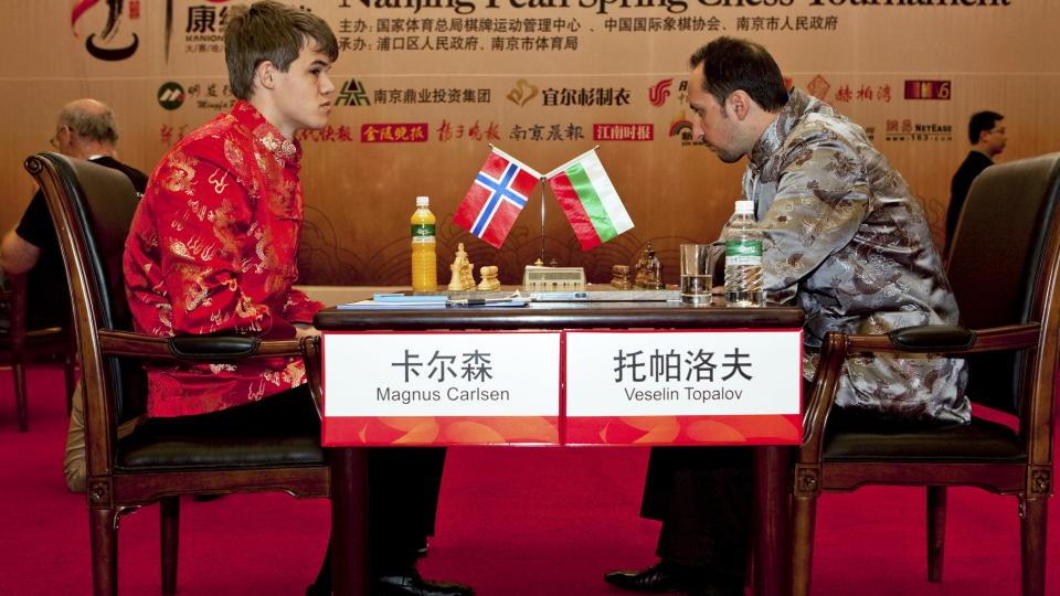 Utrolig innsats Magnus Carlsen, hvor skal dette ende? thumbnail