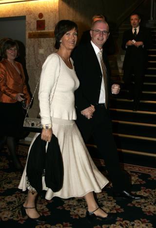 MER TID TIL KONA: Ministerr�d Astrid Versto ved Norges ambassade i �sterrike. Foto: Stella Pictures