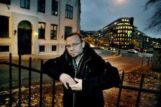 SKREV BOK: Erik Holien har skrevet bok om de to prostituerte som n� har kommet ut av bransjen. Foto: Jacques Hvistendahl/Dagbladet