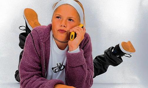 SPESIELT BEKYMRET FOR BARN: Forel�pig tyder lite p� at mobilstr�ling er helseskadelig, men forskere er ikke enige.