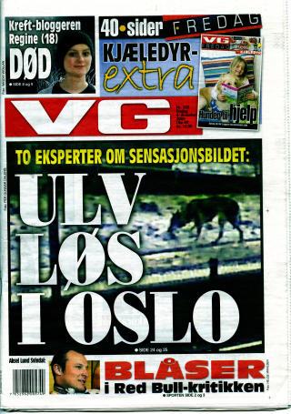 Være I Oslo I Dag