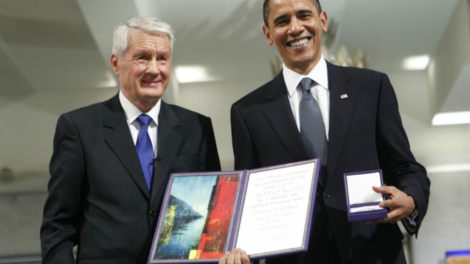 barack obama nobels fredspris bondage sex