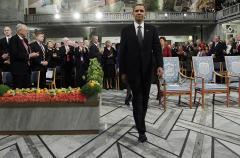 President Obama, Nobel Prize