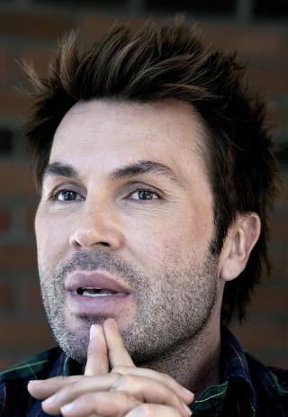 RETURNERER: Jan Thomas M�rch Husby reiser tilbake til Hollywood, og blir programleder for �Ja, vi elsker Hollywood�. Foto: Henning Lilleg�rd / Dagbladet
