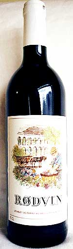 Folkets vin: �R�dvin�.
