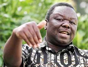 MDC Leader, Morgan Tsvangirai