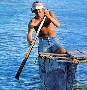 ØYLIV: Terje Dahl har bodd flere steder i Stillehavet.