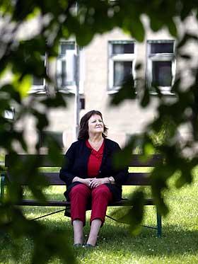 FEIL DIAGNOSE: Ingrid Eng Lilleng (60) kjempet i sju år for å endre diagnosen som paranoid. Nå har hun endelig fått omgjort den belastende diagnosen.