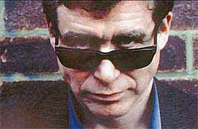BRAT PACK: Betegnelsen brat pack ble brukt på 1980-tallet om Bret Easton Ellis og James McInerney (bildet).