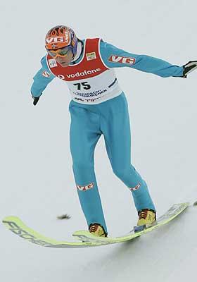 BEST: Men bare blant de norske. Roar Ljøkelsøy endte på femteplass.