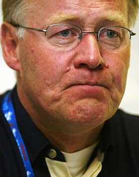VIL ORDNE SEG:P� et eller annet tidspunkt vil finansieringen komme i orden, tror skipresident Sverre Seeberg.