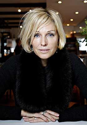 Fotofjes:  Anette anno 2006 har f�tt nye modelloppdrag.
