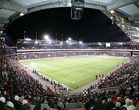 LYN: Oslo-klubben er deleier av Ullevaal Stadion, hvor Cola-svingen skal bygges ut.