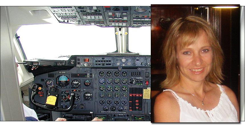 BAe 146: Flytypen BAe 146 har store problemer med forurenset luft i kabin og cockpit. Susan Michaelis (43) fløy denne flytypen, og har nå skader hun mener skyldes gifteksponering i fly.