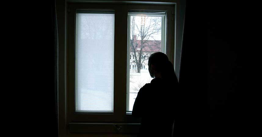 SATT INNELÅST:  På Säter psykiatriske sykehus i Dalarna i Sverige ble Rakel holdt innesperret. Nå innrømmer legene at den norske kvinnen aldri burde vært der.