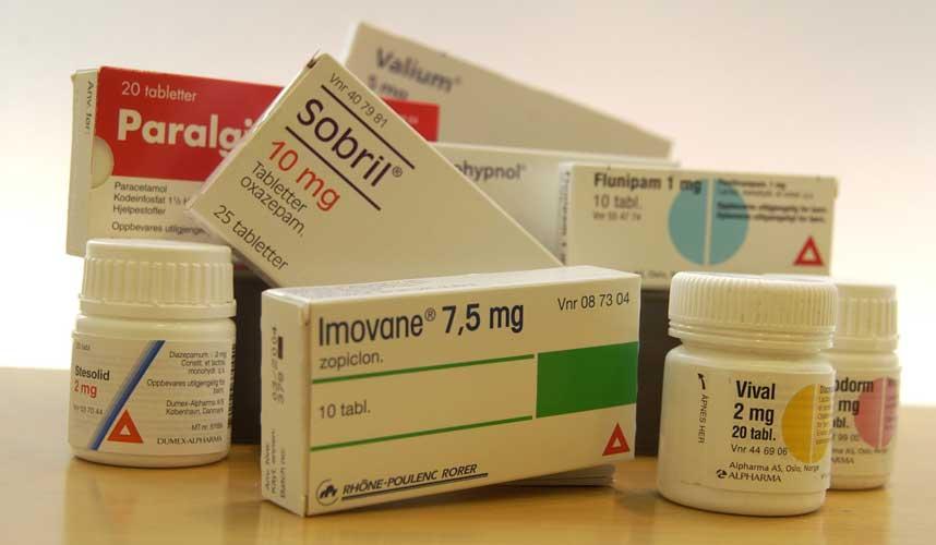 sterke smertestillende tabletter