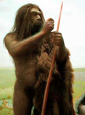 EVOLUSJON: Vi bærer fremdeles med oss kjønnsroller fra førhistorisk tid. Det er ikke alltid de passer i 2006.