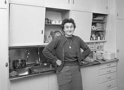 ER DET HER HUN SKAL VÆRE? Har genene noe med hvem som skal styre på kjøkkenet å gjøre?